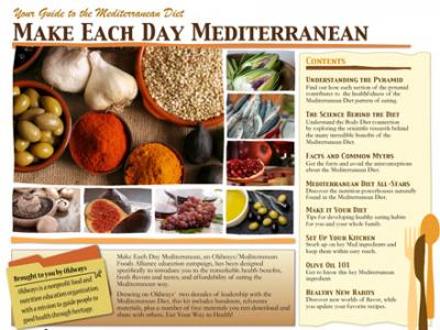 Make Each Day Mediterranean