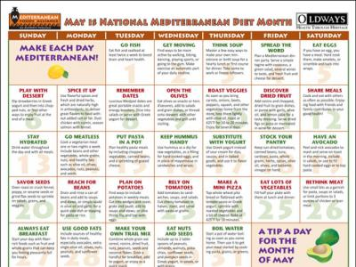 Med Calendar 2012