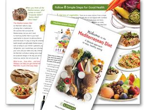 Med Diet 101 brochure