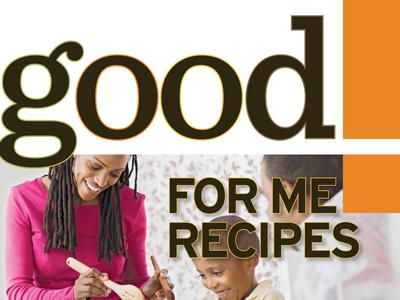 Good For Me Cookbook