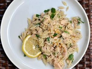 Orzo with Tuna