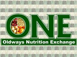 Oldways Nutrition Exchange ONE