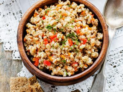 Whole Grains Fight Inflammation