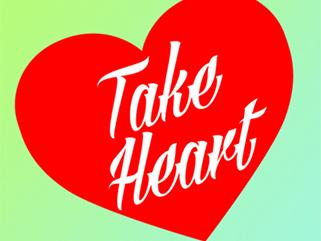 Take Heart Graphic