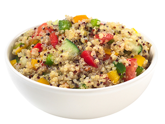 Whole Grains in Bowl
