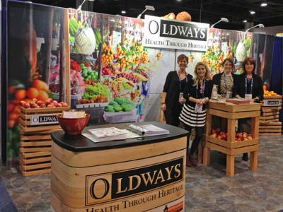 Oldways FNCE Booth