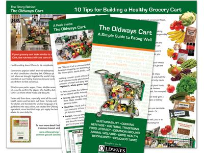 Oldways Cart Brochure