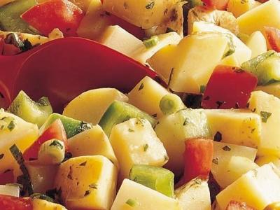 Potato Salad Cilantro