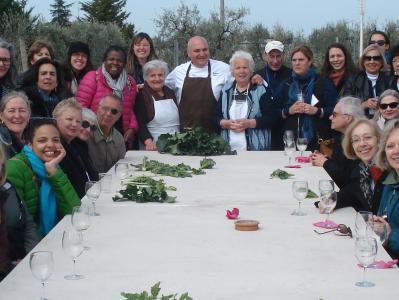 Puglia Culinary Travel Trip
