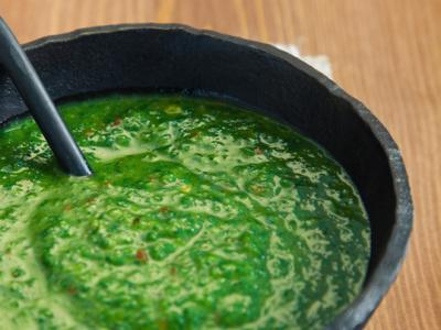 Skhug Sauce