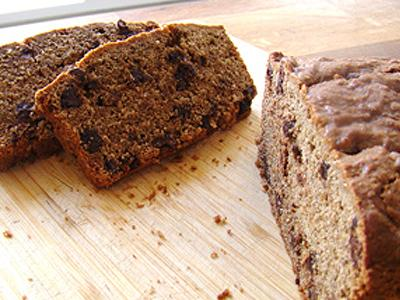 Teff Banana Bread