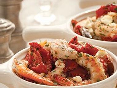 Mediterranean Shrimp Kabobs | Oldways