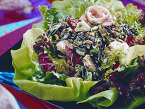Tuna Wild Rice Salad