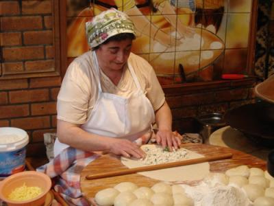 Baking in Turkey
