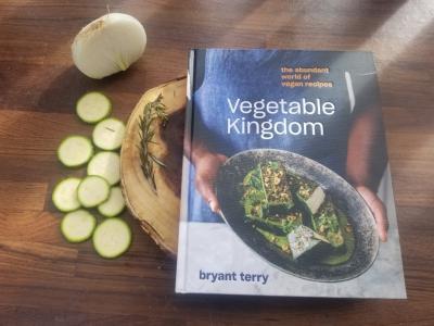 Vegetable Kingdom Cookbook Bryant Terry