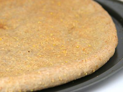 WG Cornmeal Pizza Crust
