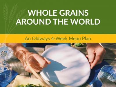 Whole Grains Around the World book