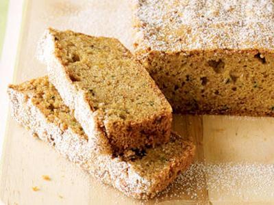 NH Zucchini Bread