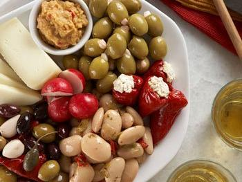 Contemporary Greek Meze