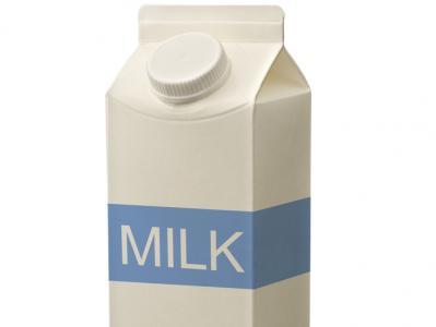 Image of generic milk carton