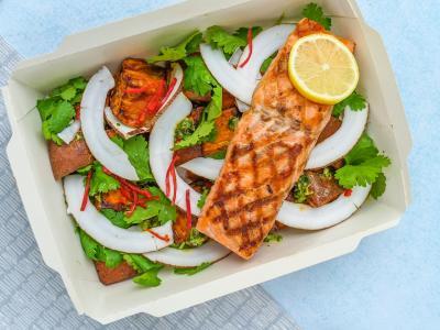 Salmon lunch_Unsplash