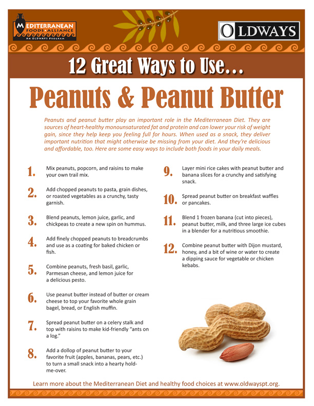 12 great ways to use peanuts amp peanut butter oldways
