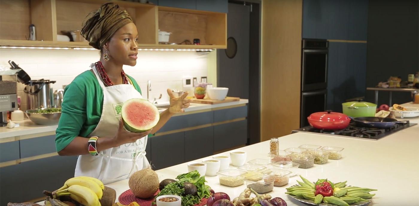 Afrecan Heritage & Health