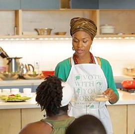 Teaching A Taste of African Heritage