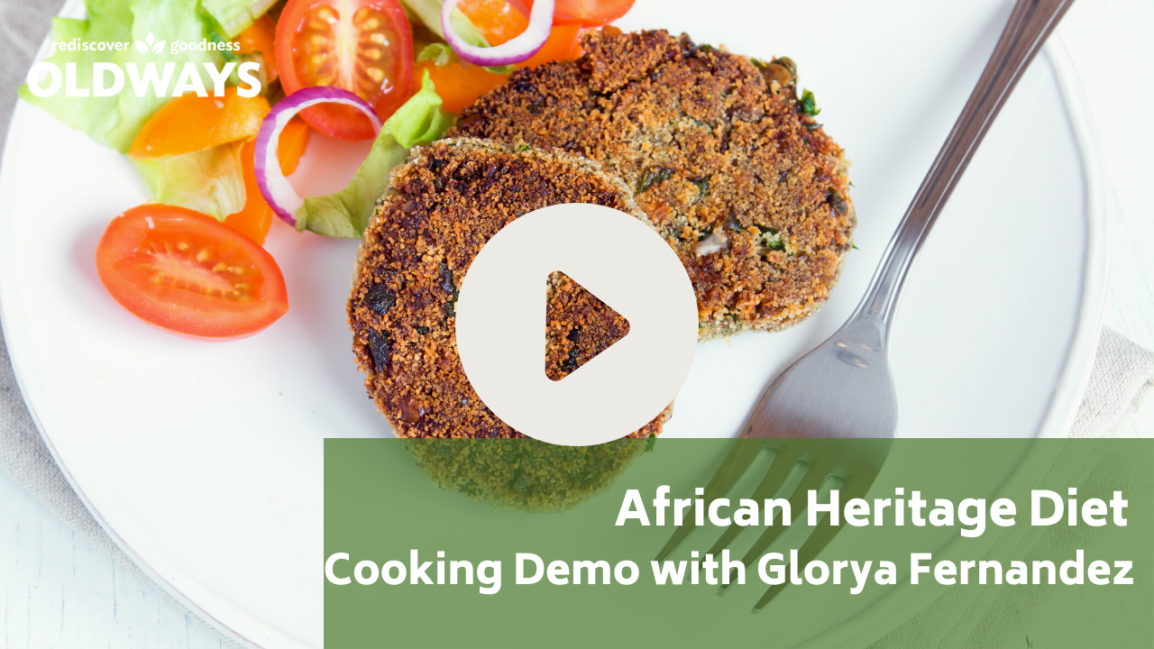 African Heritage Cooking Demo Thumbnail Image