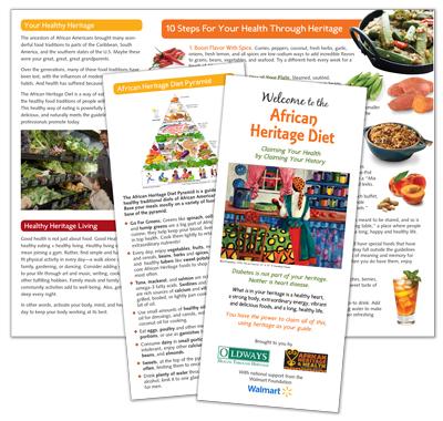 African Heritage Brochure