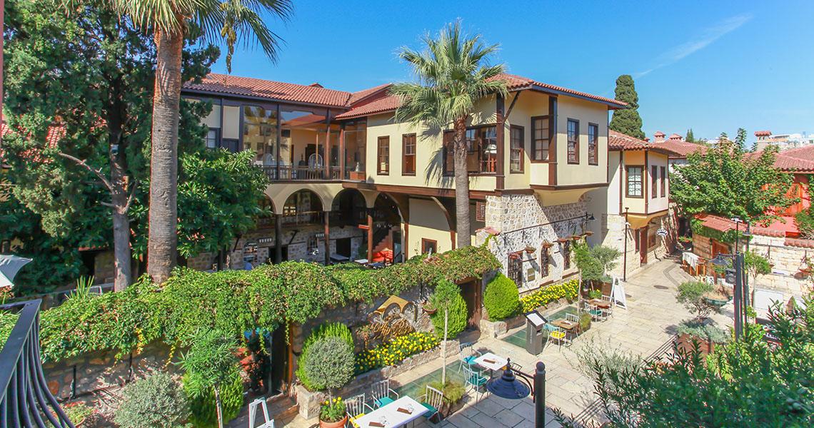 Alp Pasa Hotel Turkey