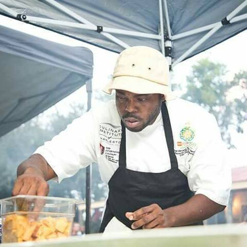 Chef BJ Dennis