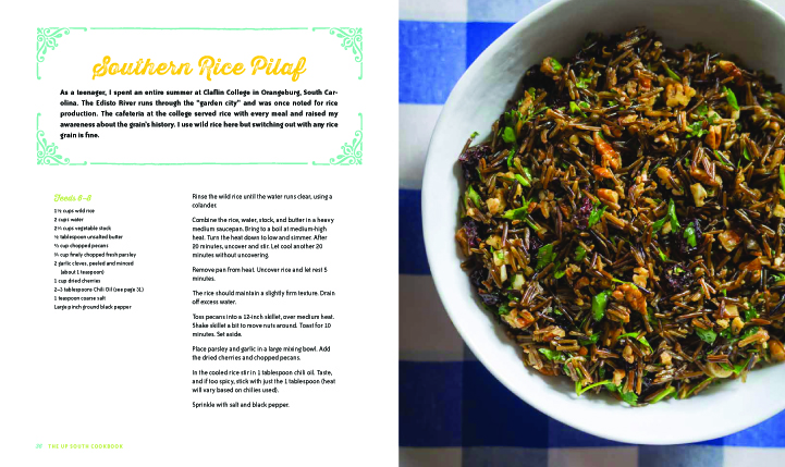 The historical and edible roots of cookbook author nicole taylor blog dec 1020athoh20recipe20southern20rice20pilafg forumfinder Images