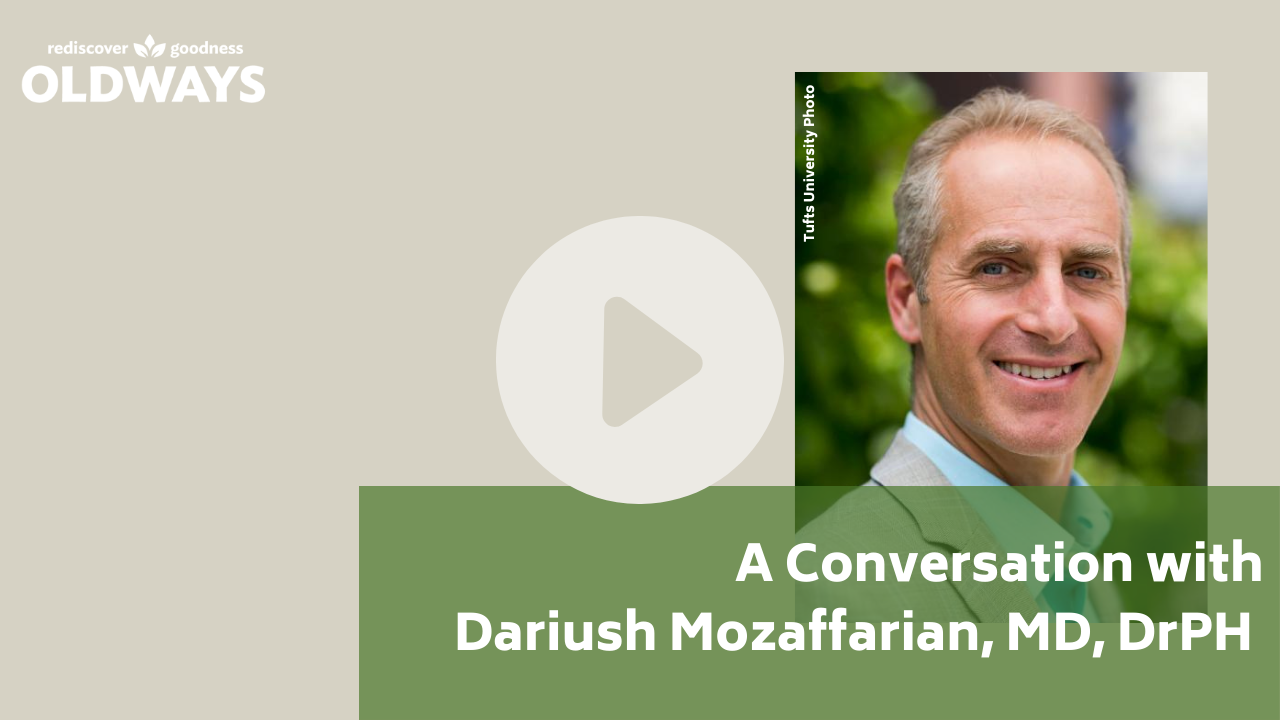 Dariush Mozaffarian thumbnail
