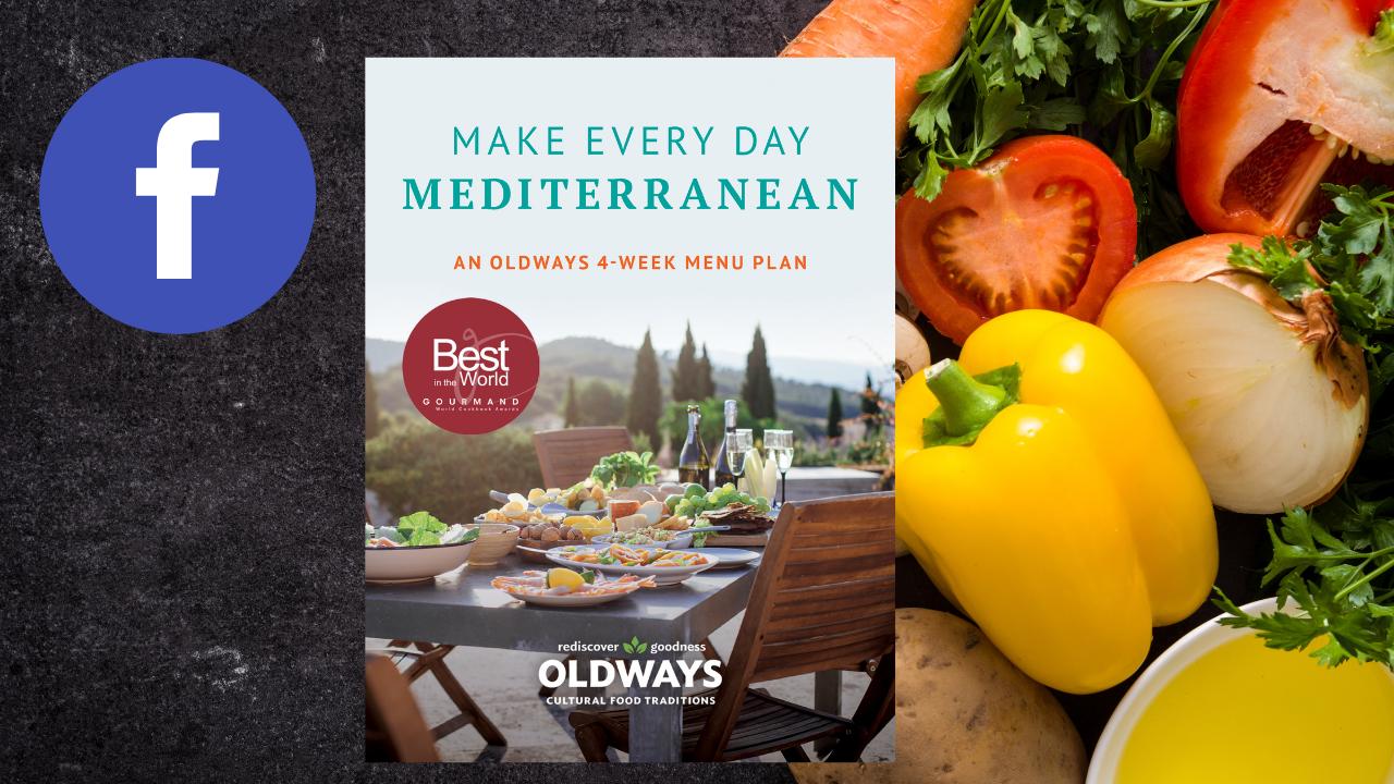 make every day mediterranean facebook group banner