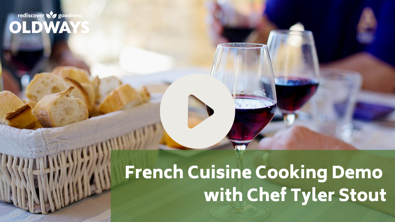 French onion soup recipe video