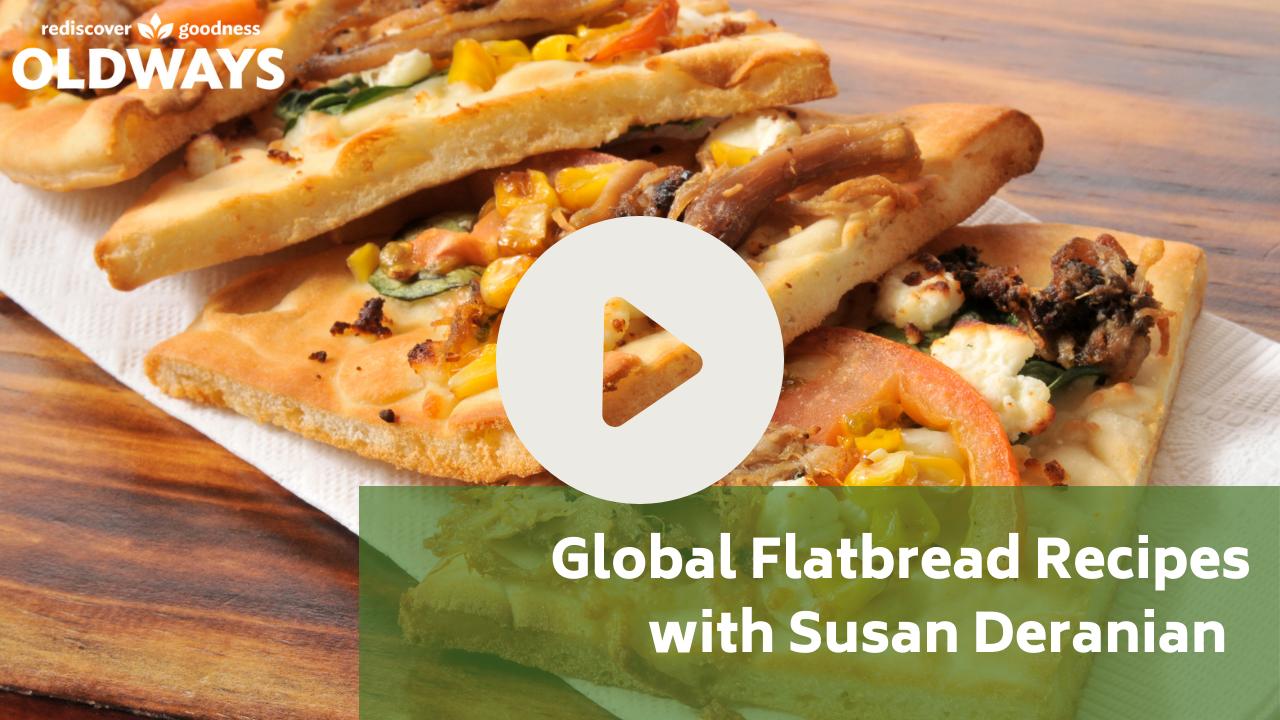 Flatbreads Around the World video thumbnail