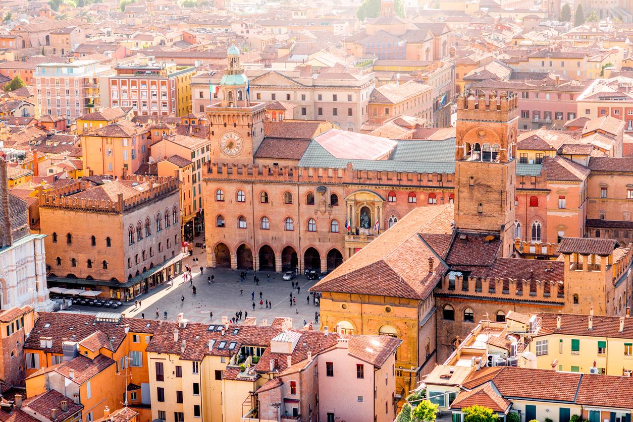 Italy-Bologna