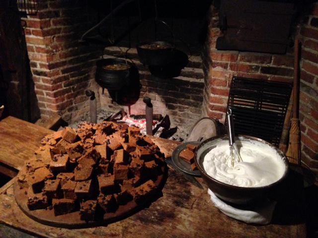 Dinner at Jeffords Tavern, York ME