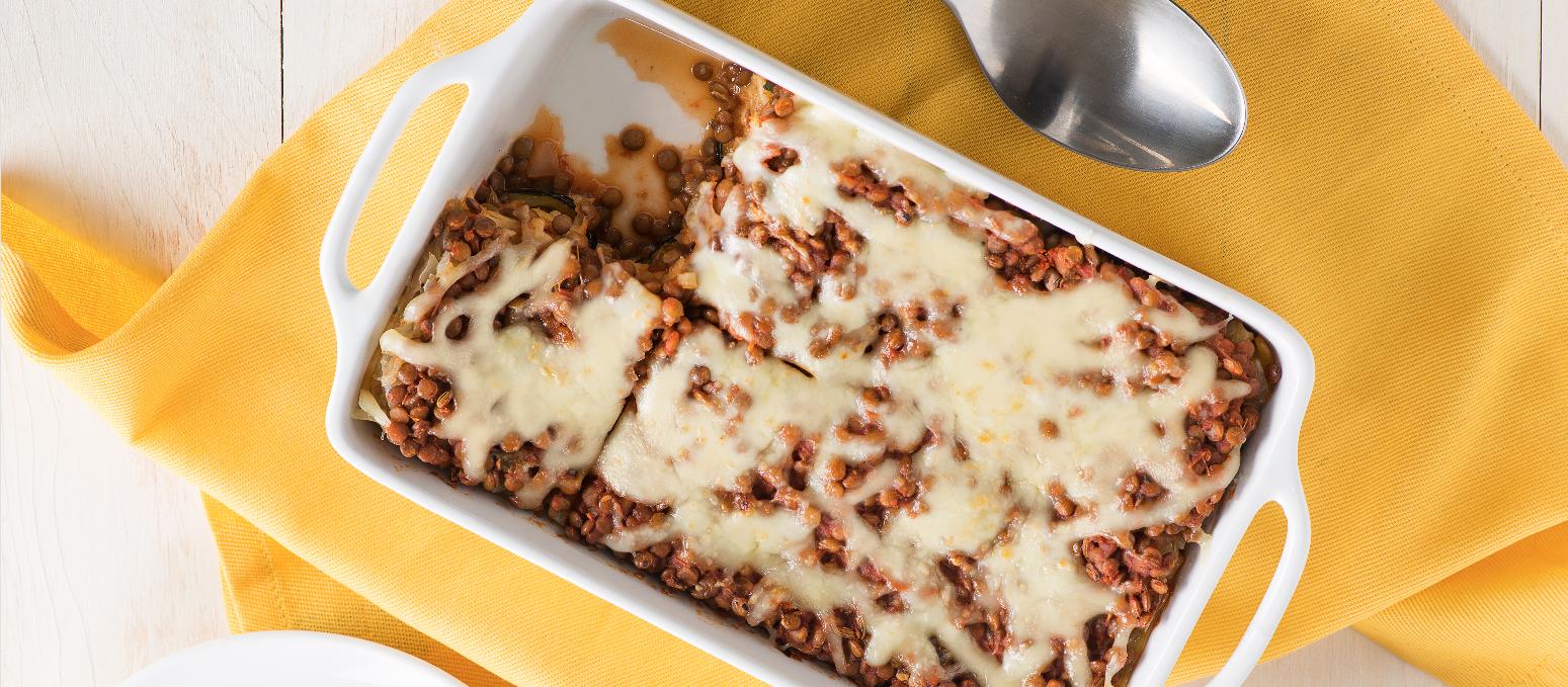 Lentil Lasagna Oldways