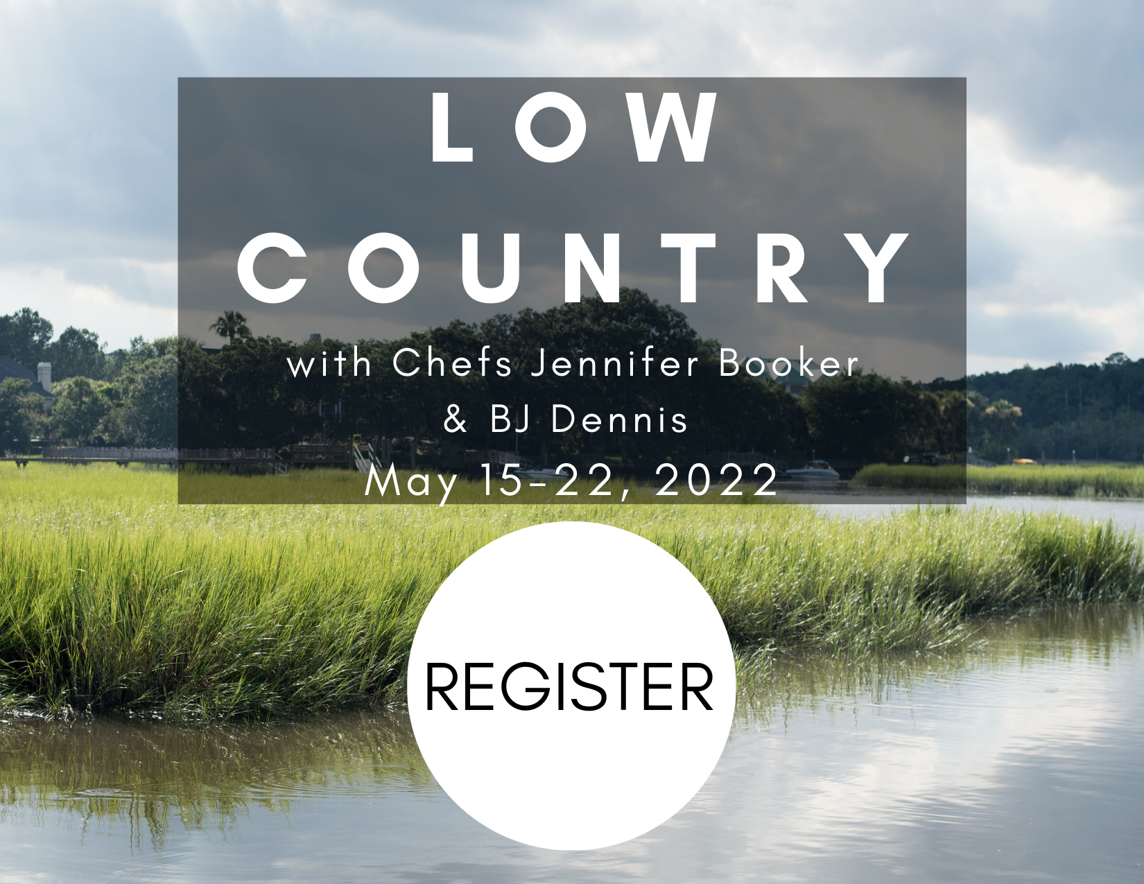 Low Country Culinary Tour