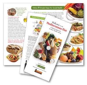 Mediterranean Diet 101 Brochure