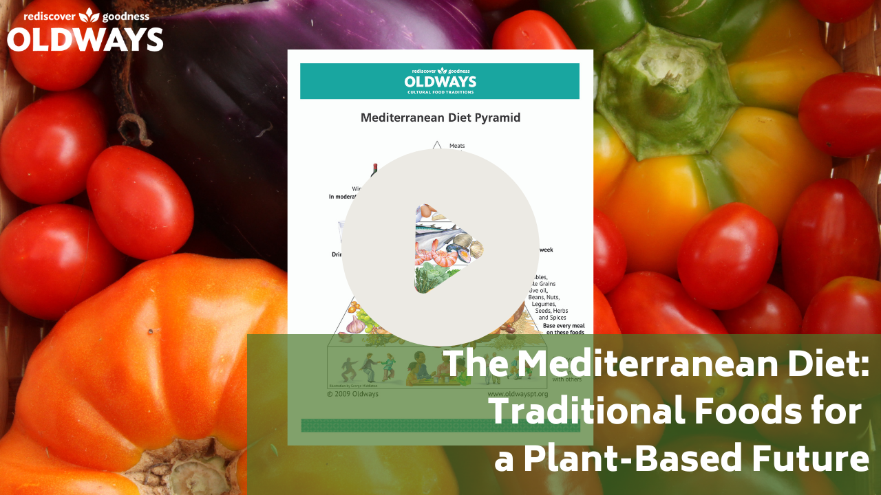 Mediterranean diet: Traditional foods for a plant based future video thumbnail image