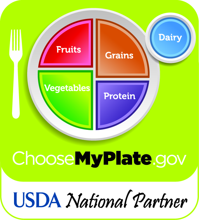 MyPlate National Partner logo