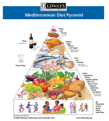 New Med Pyramid graphic 2008