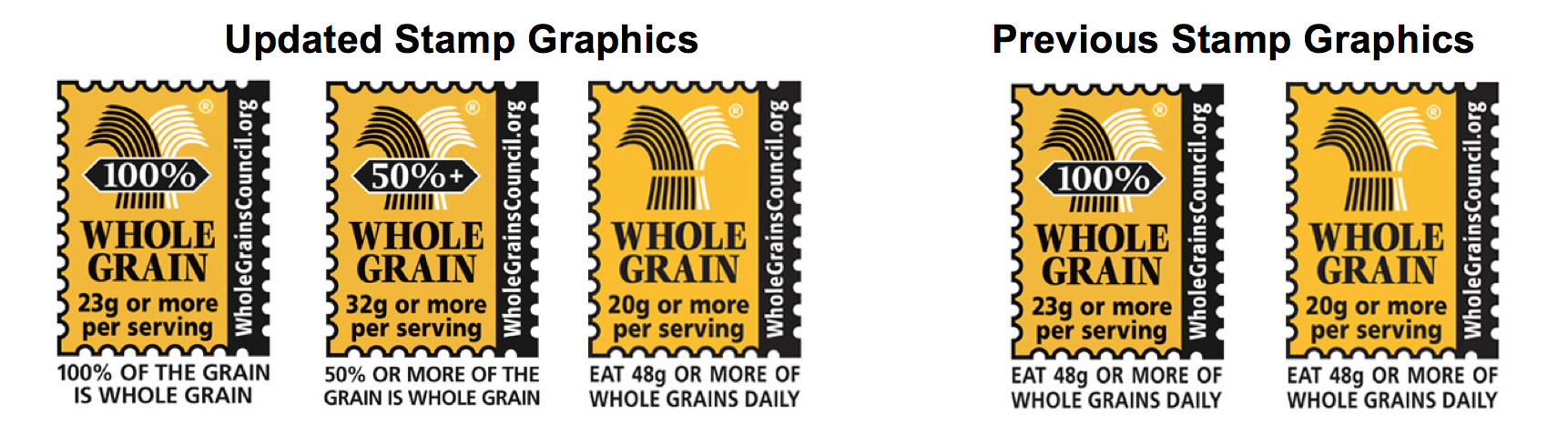 Whole  Grain Stamps