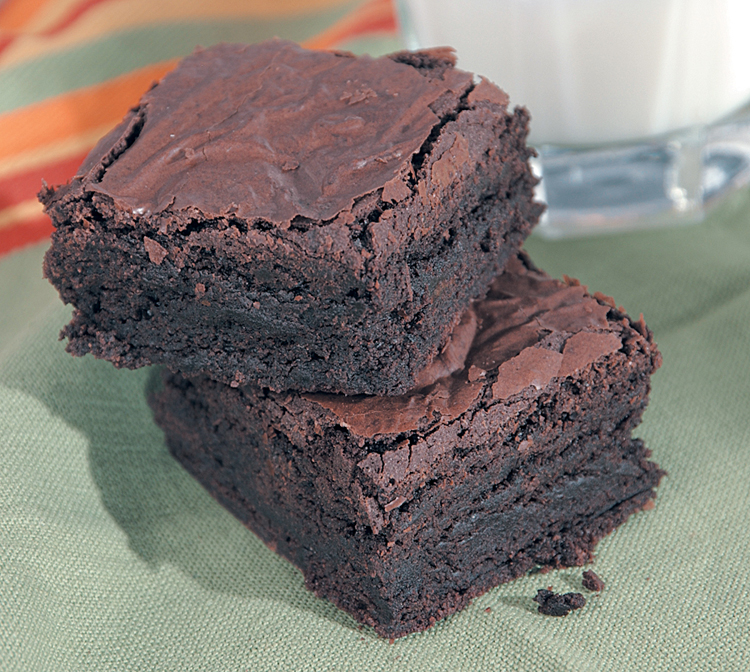 On-the-Fence Brownies | Oldways