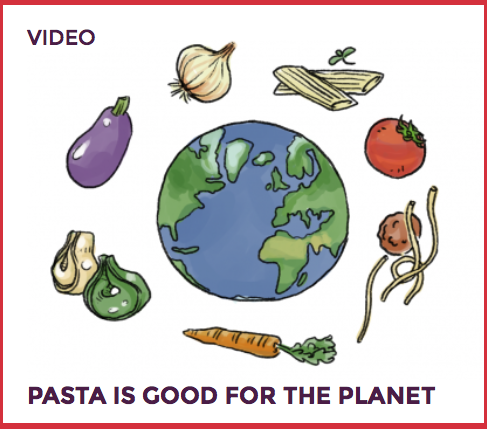 Pasta is Good for the Planet TED-Ed Video