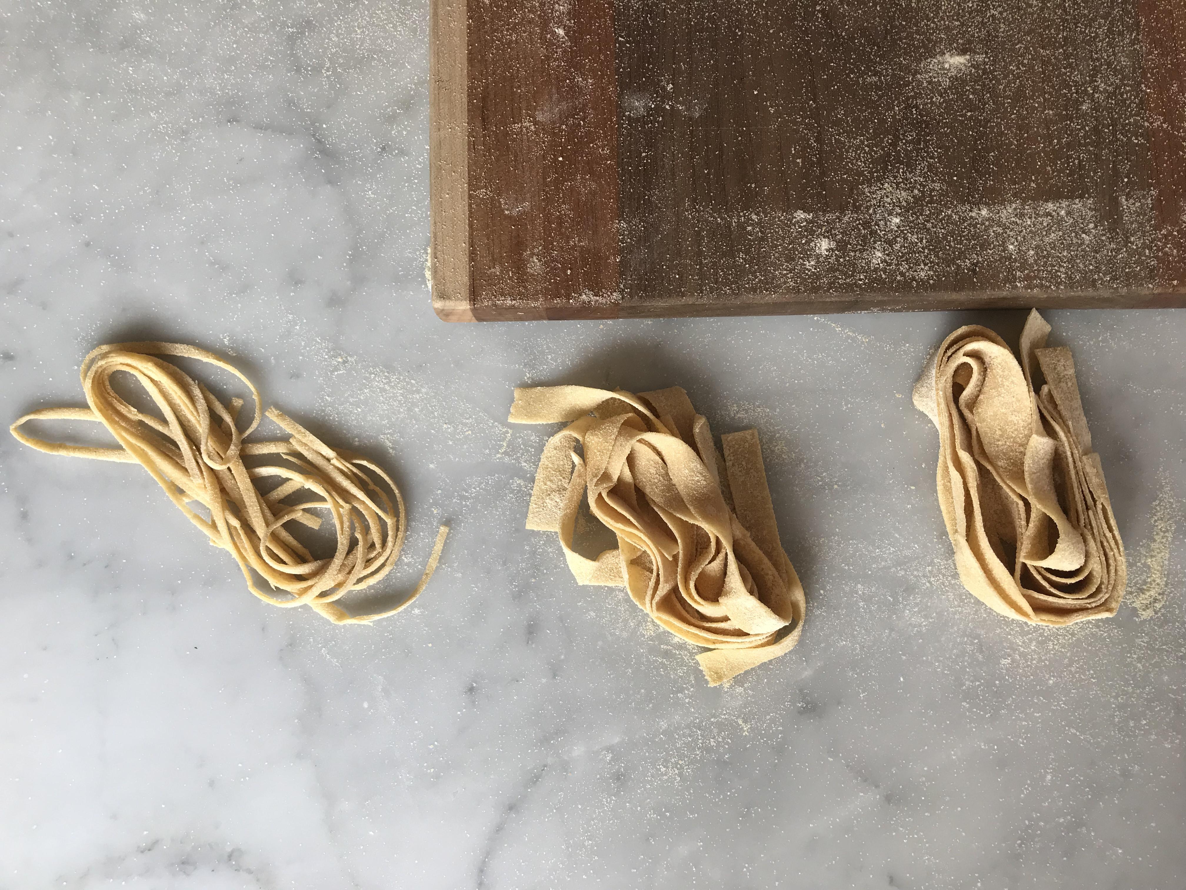 Pasta dough on counter_SRV