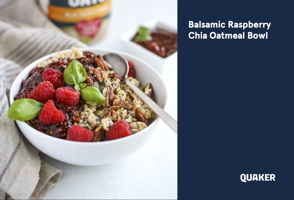 quaker recipe oats